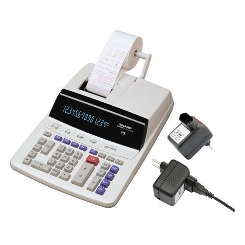 Calculadora de Mesa Com Impressão 14 Dígitos Cs4194hc Sharp