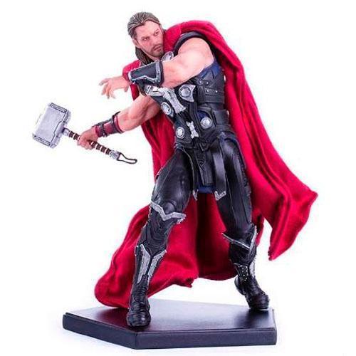 Boneco Thor - Vingadores Era de Ultron Marvel Iron Studios