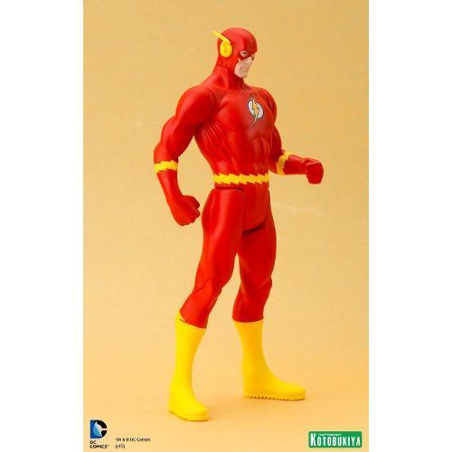 Figura Classic Flash Super Powers Dc Kotobukiya