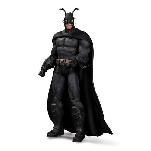 Boneco Batman Arkham City Rabbit Hole Dc Collectibles