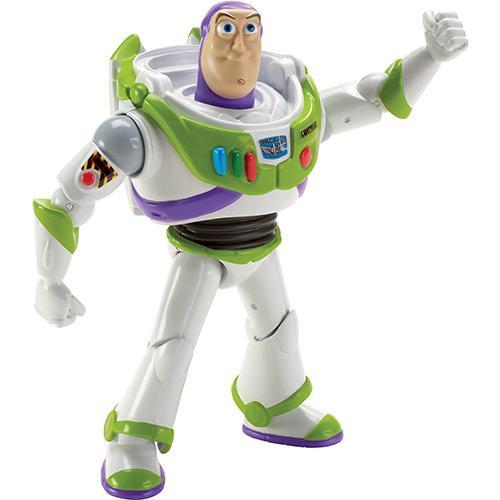 Boneco Buzz Lightyear Toy Story 3 Mattel