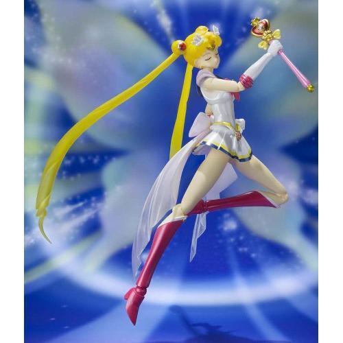 Figura Sailor Moon Super S.h. Figuarts Namco Bandai Games