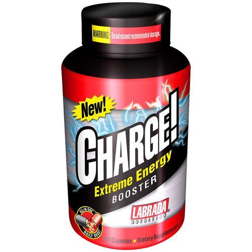Charge! 120 Cápsulas Labrada Nutrition