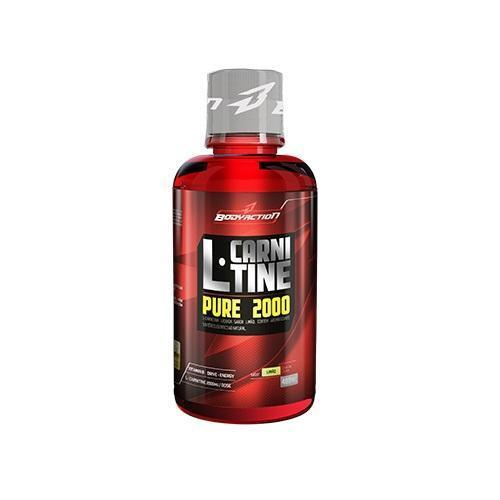 Body Action L-carnitine Pure 2000 480ml Pêssego