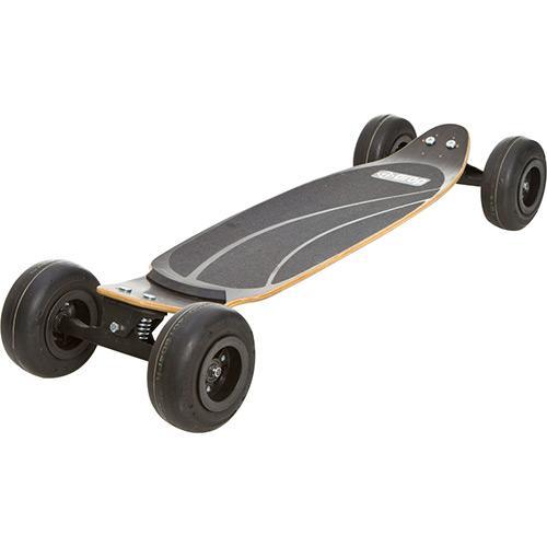 Skate Carveboard Mtx Slick Preto Dropboards