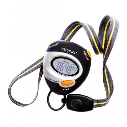 Cronômetro Slipt - 150 Voltas Yp2151/8p Technos