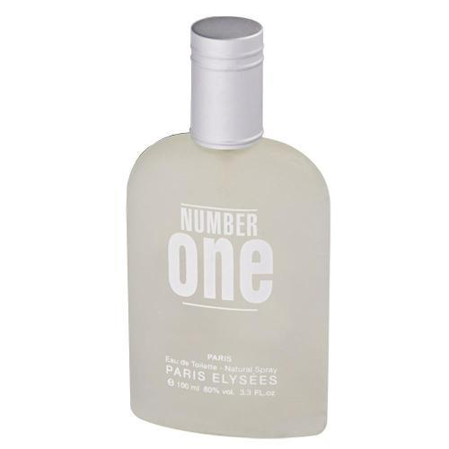 Perfume Number One Paris Elysees Eau de Toilette Masculino 100 Ml
