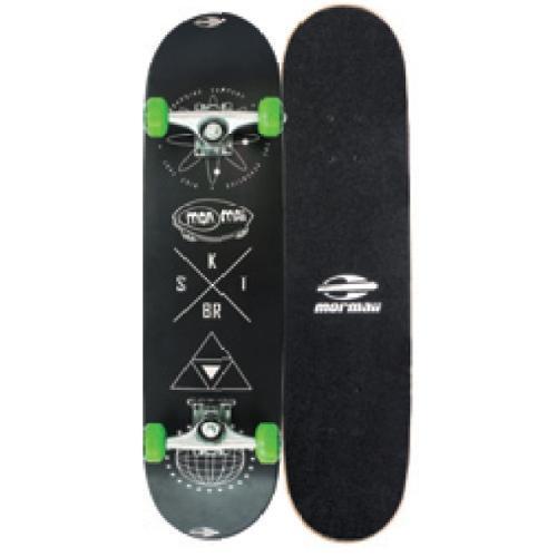 Skate 461000 Street - Chill Átomo - Mormaii Preto/branco Bel Sports