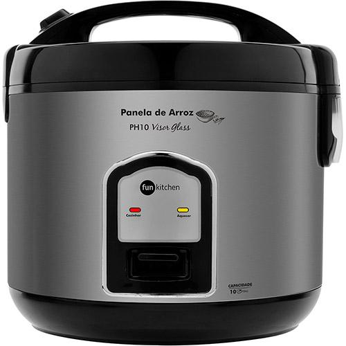 Panela Elétrica de Arroz Fun Kitchen Vitro Plus 220v Ph10