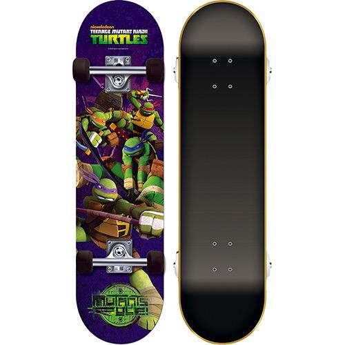 Skate 3547 Tartarugas Ninjas Mutants Verde Dtc