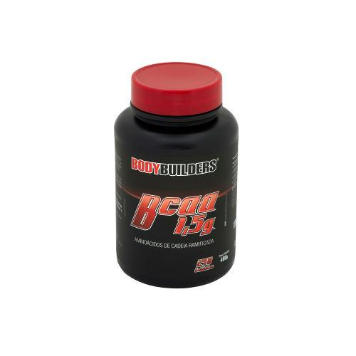 Bcaa 1,5g - 240 Tabletes Bodybuilders
