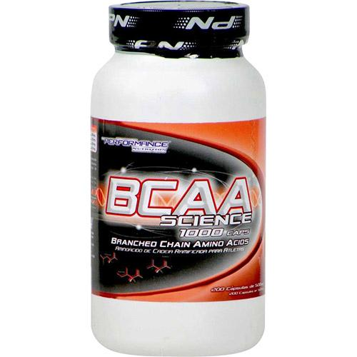 Bcaa Science 500 - 200 Tabletes Performance