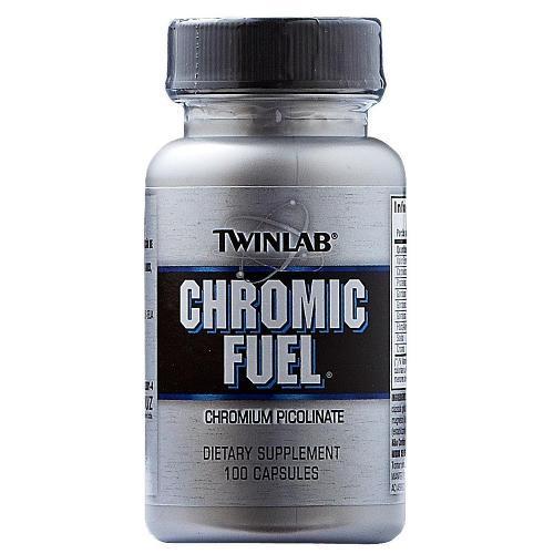 Twinlab Chromic Fuel 100 Cápsulas