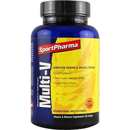 Sport Pharma Multi-v 90 Tabletes