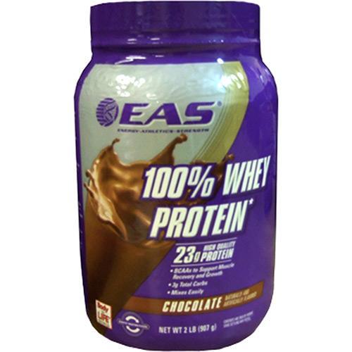 100% Whey Protein 907g Baunilha Eas