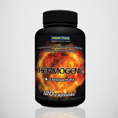 Thermogenic Pro - 120 Cápsulas Probiotica