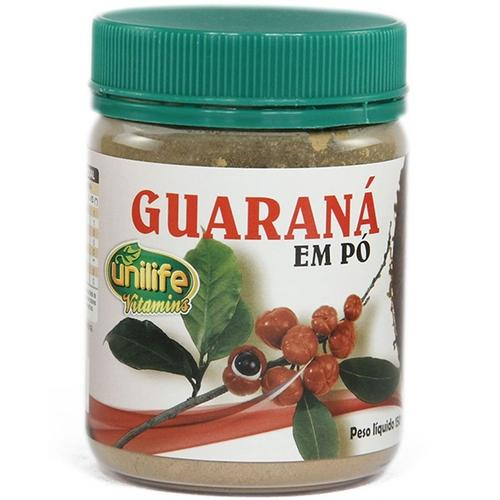 Unilife Guaraná em Pó 150g