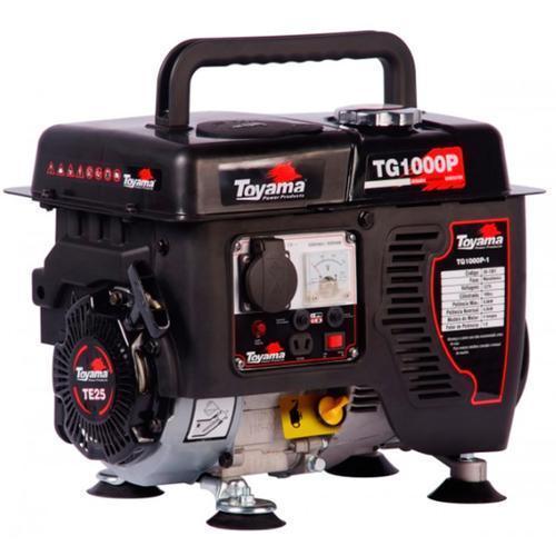 Gerador de Energia Gasolina 1000w Toyama Monofásico 110v - Tg1000p2