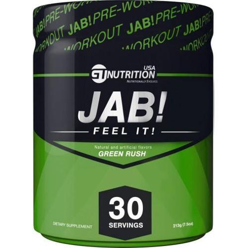 Pré Treino Jab! 200g Maçã Verde Gt Nutrition