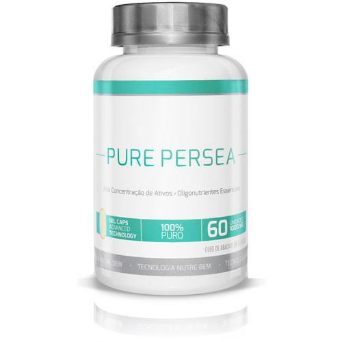 Rede do Bem Pure Persea 60 Cápsulas