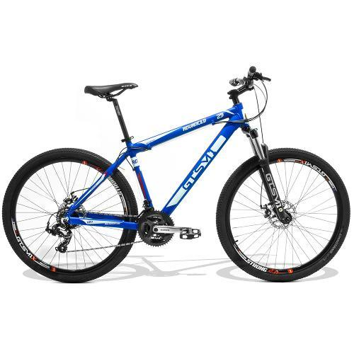 Bicicleta Gts M1 Advanced New T19 Aro 29 Susp. Dianteira 24 Marchas - Azul