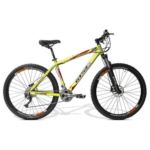 Bicicleta Gts M1 Advanced 2.0 T19 Aro 29 Susp. Dianteira 27 Marchas - Branco