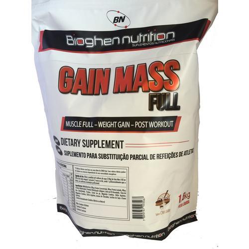Gain Mass Full 1,5kg Chocolate - Refil Bioghen Nutrition