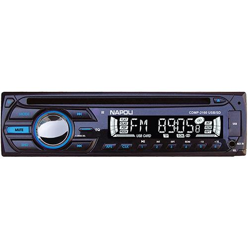 Som Automotivo Com Cd Player Napoli - Cdmp-2160