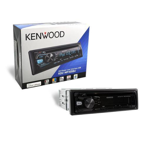 Som Automotivo Com Cd Player Kenwood - Kdcmp3058u
