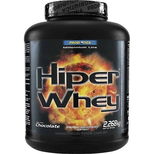 Hiper Whey 2,268kg Probiotica