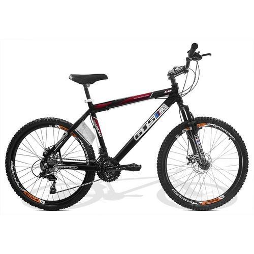 Bicicleta Gts M1 Advanced 1.0 Disc T19 Aro 26 Susp. Dianteira 21 Marchas - Azul