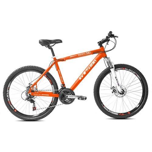 Bicicleta Gts M1 Expert 2.0 T19 Aro 26 Susp. Dianteira 21 Marchas - Azul