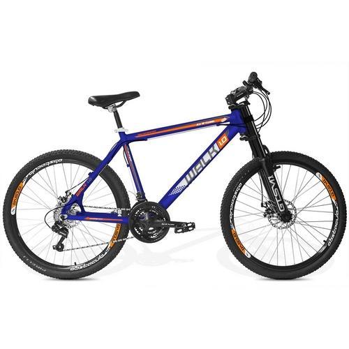 Bicicleta Gts M1 Walk Downhill T19 Aro 26 Susp. Dianteira 21 Marchas - Branco