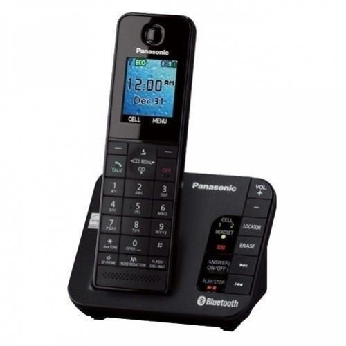 Telefone Sem Fio Panasonic Kxtgh260lbb Com Id Preto