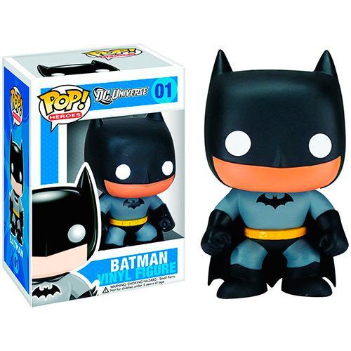 Boneco Batman Dc Universe Funko