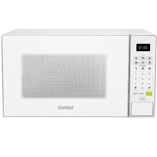Micro-ondas 30 Litros - Branco - Consul - Cmw30abana - 110v