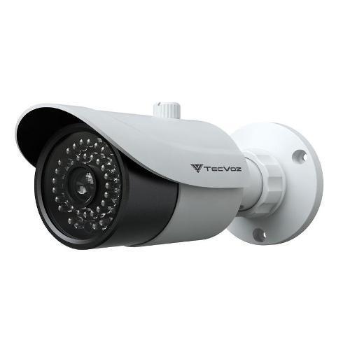 Câmera Tecvoz Ip Bullet 4 Mega Pixels 40 M 3.6 Mm - Tw-icb400