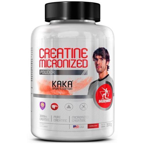 Creatine Micronized Powder Kaká Sports Edition - 300g Midway