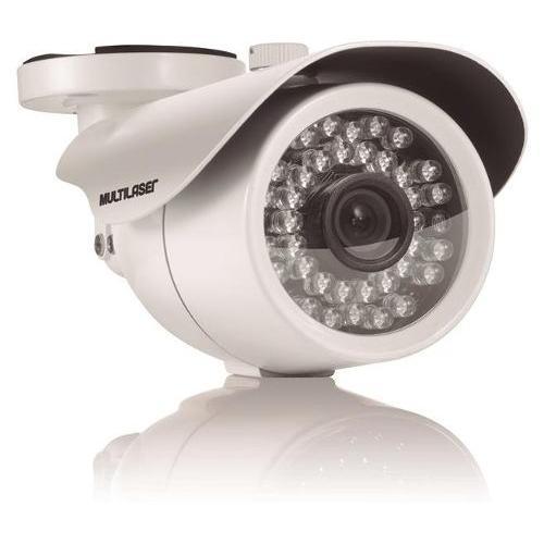 Câmera Multilaser Externa Multilaser Sensor - Se016