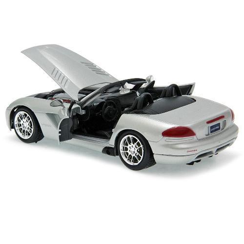 Carrinho Dodge Viper Srt-10 2003 Special Edition 1:24 Maisto