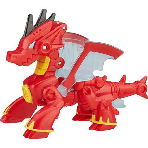 Boneco Transformers Rescue Bots Psh Pets The Dragon Hasbro