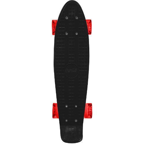 Skate 500800 Cruiser - Coca Cola Preto/vermelho Bel Sports