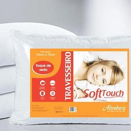 Travesseiro Altenburg Soft Touch 100% Poliester 50x70cm