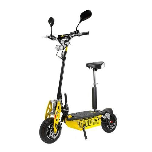 Scooter 1600w Amarelo Two Dogs