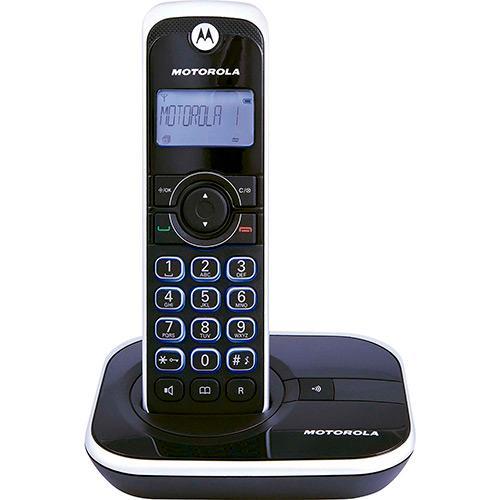 Telefone Sem Fio Motorola Gate 4500 Com Id Preto