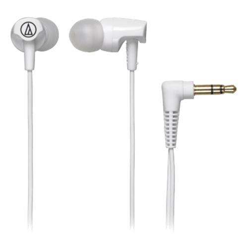 Fone de Ouvido Intra-auricular Branco P2 Audio Technica Ath-clr100wh