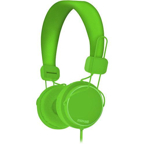 Fone de Ouvido Headphone Solids Supra Auricular Verde Maxell 347193