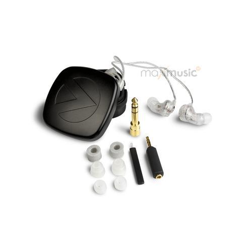 Fone de Ouvido Intra-auricular Com Grave Extra M-áudio Ie20xb