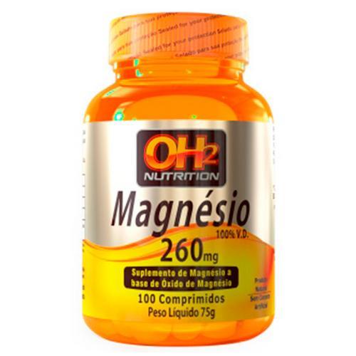 Oh2 Nutrition Magnésio 100 Comprimidos