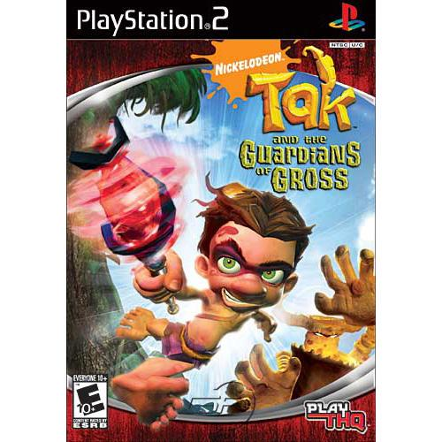 Jogo Tak And The Guardians Of Gross - Playstation 2 - Thq